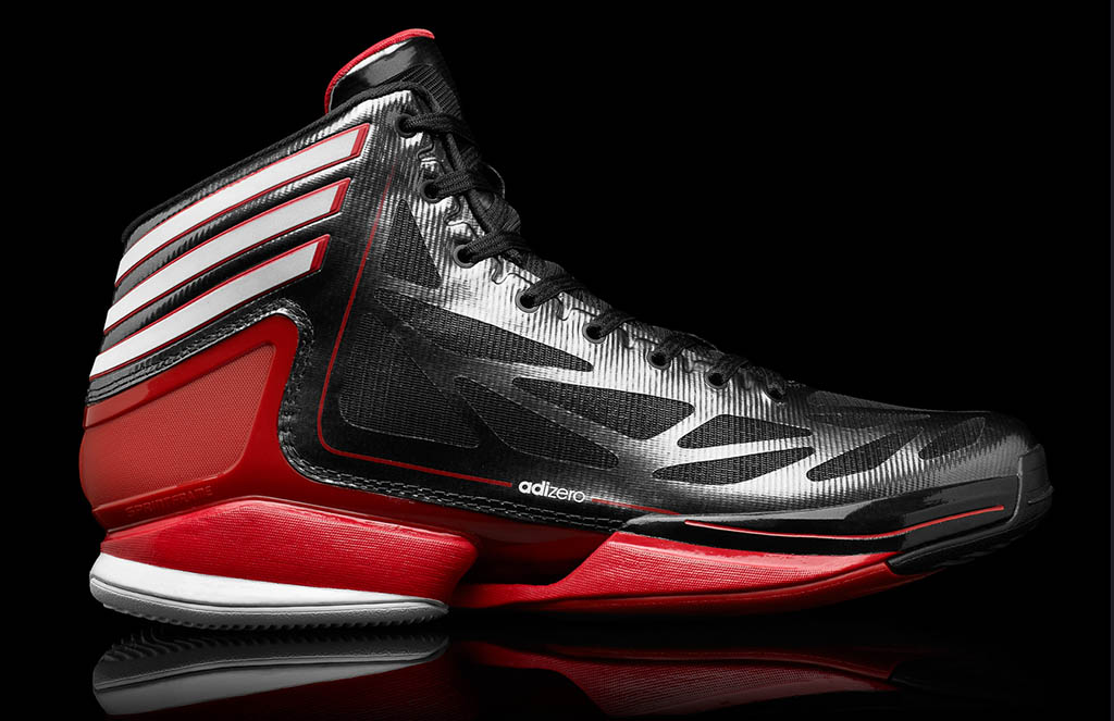 adidas basketball shoes adizero crazy light 2