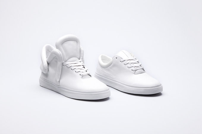 Supra Falcon & Donavyn Royal Collection Brilliant White