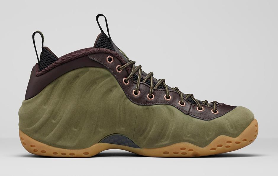 d2979ed645652 Nike Air Foamposite One Olive 575420-200 (3)
