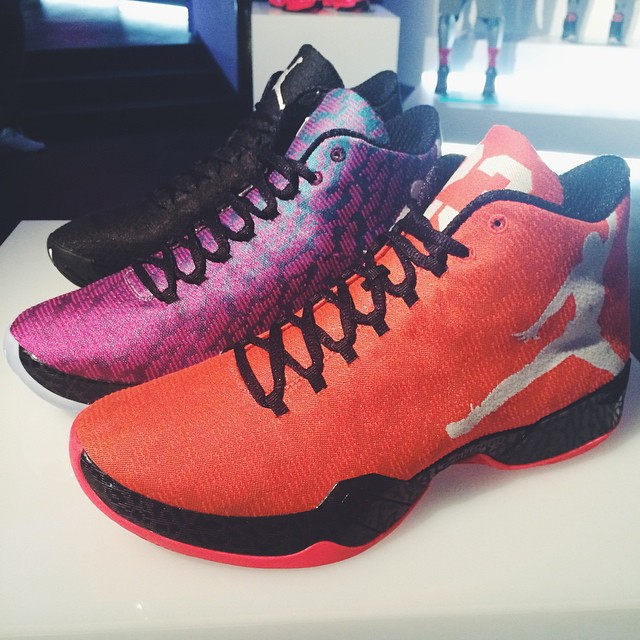 Air Jordan XX9 Holiday 2014 Colorways