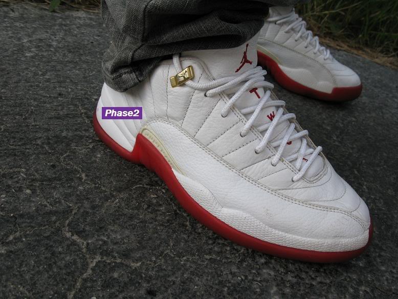 414bf9ec7aabd3 13 Air Jordan 12 Samples That Never Released