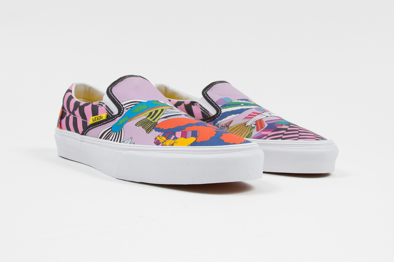 43ef1ca1b4 The Beatles x Vans Yellow Submarine Capsule Collection releases March 1