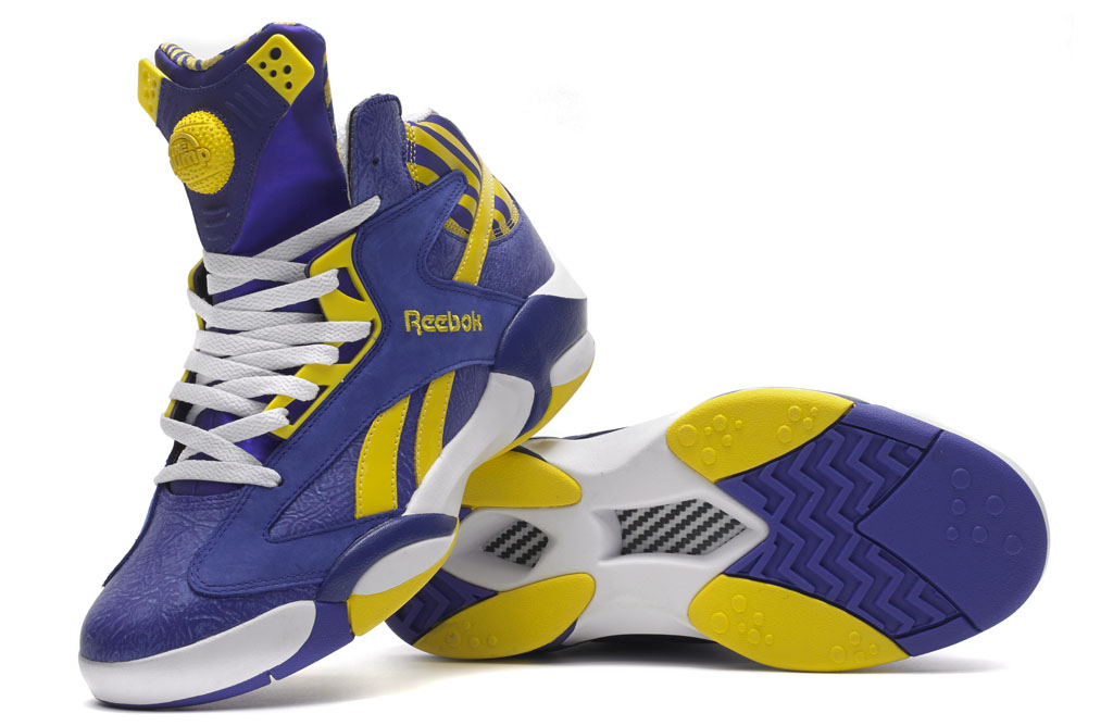 Reebok Shaq Attaq LSU Tigers (10)