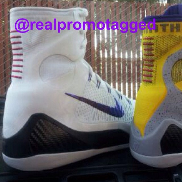 New Laker Colorways of the Nike Kobe 9 Elite (2)