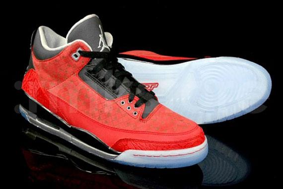 huge discount 0eb14 82e4b Closer Look  Air Jordan Retro 3 -