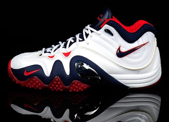 e244c8db2baf4 Nike Zoom Uptempo V Premium - USA