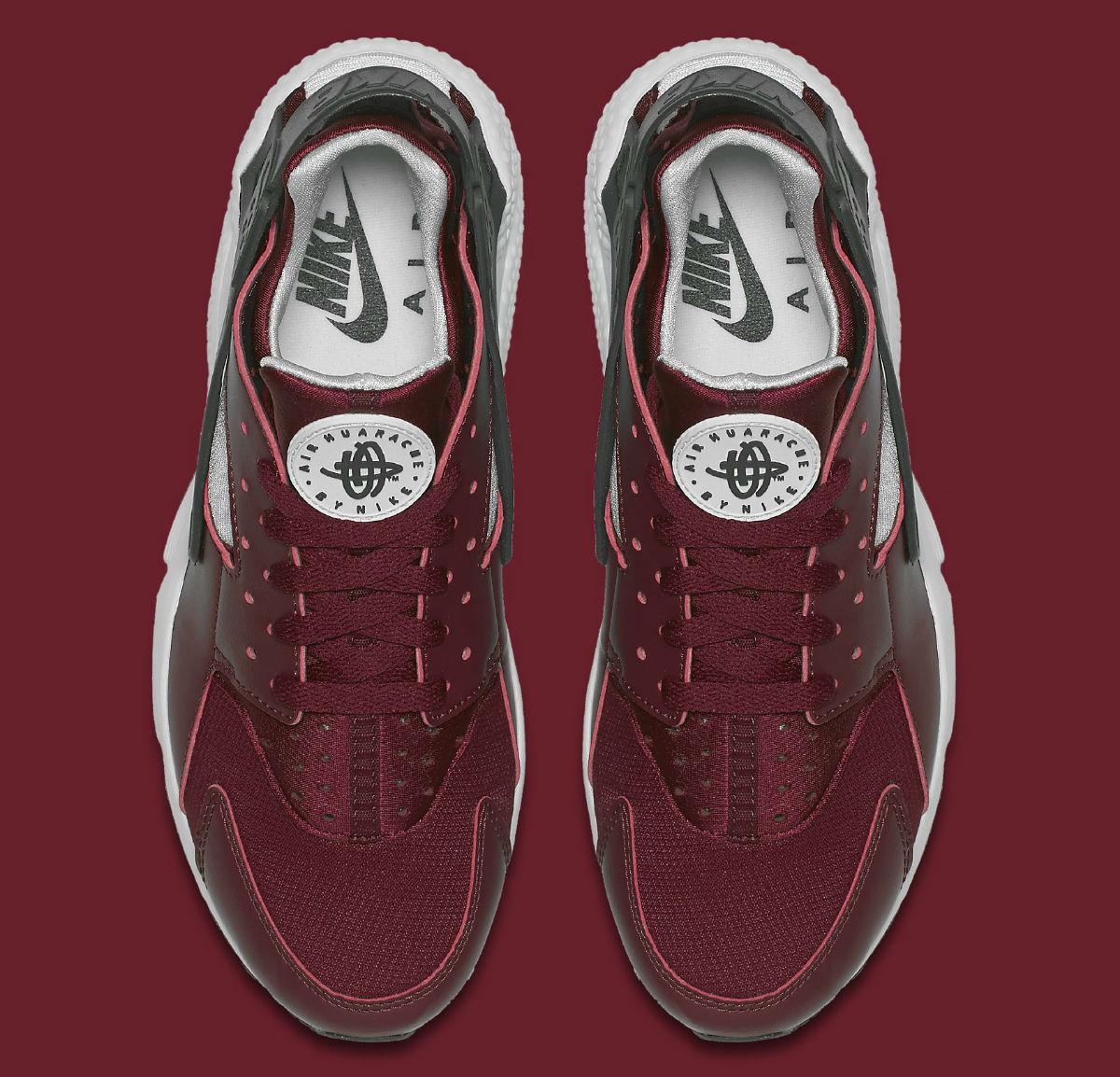Nike Air Huarache Team Red Top 318429-603