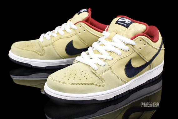 official photos d72af 87203 Nike SB Dunk Low - Gold Dust - New Images | Sole Collector