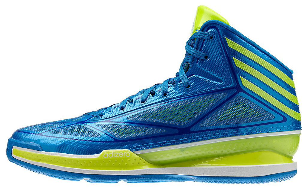 adidas Crazy Light 3 Bright Blue/Electricity
