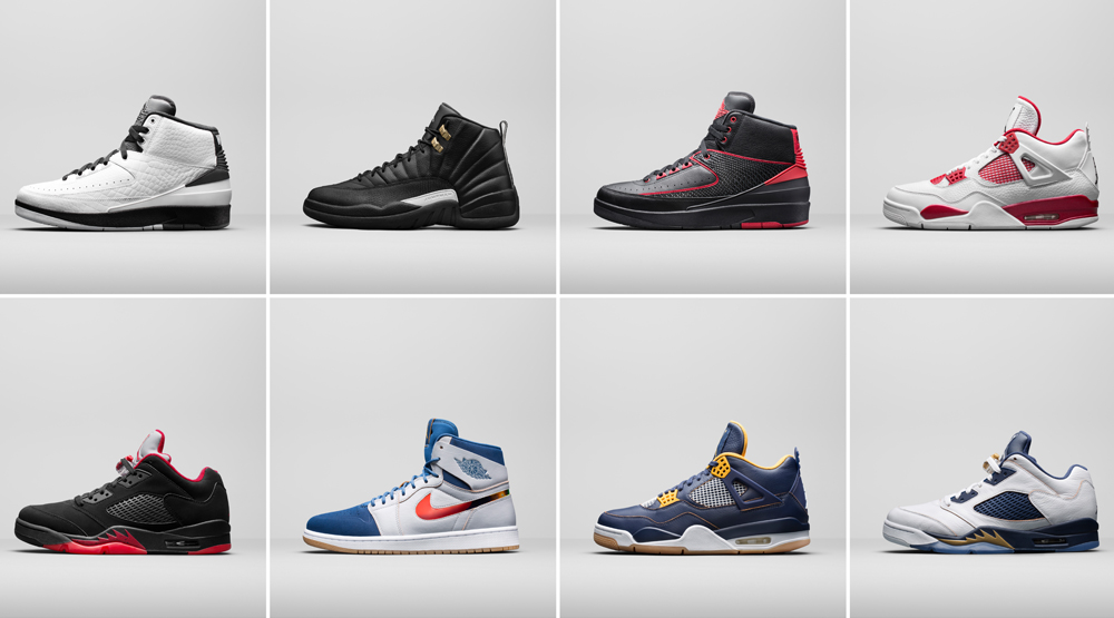 air jordan launch calendar 2016