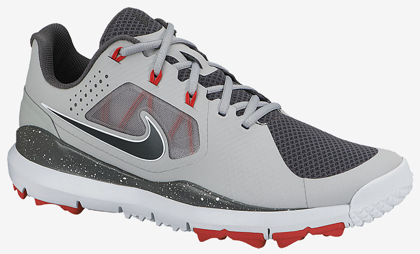 Nike TW '14 Base Grey/Black-Legion Red