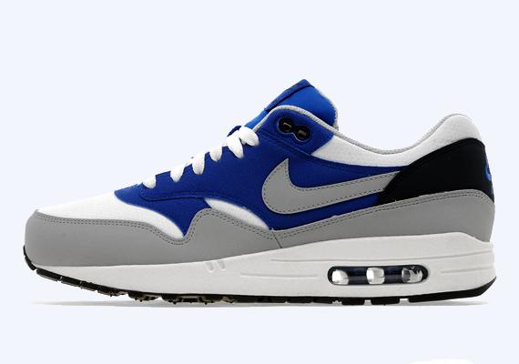 usa nike air max 1 blue grey white c592f 7b1a3