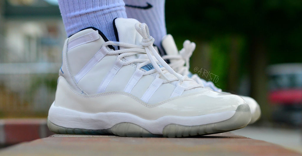 Spotlight // Forum Staff Weekly WDYWT? - 8.10.13 - Air Jordan XI 11 Retro Columbia by Drastic