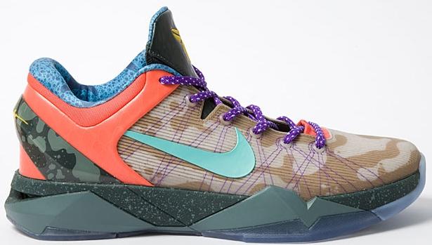 Nike Zoom Kobe 7 What The