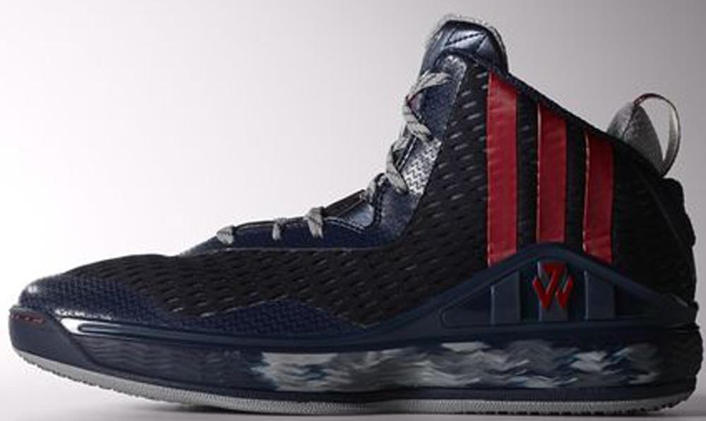 adidas J Wall 1 Navy/Scarlet-Light Onix