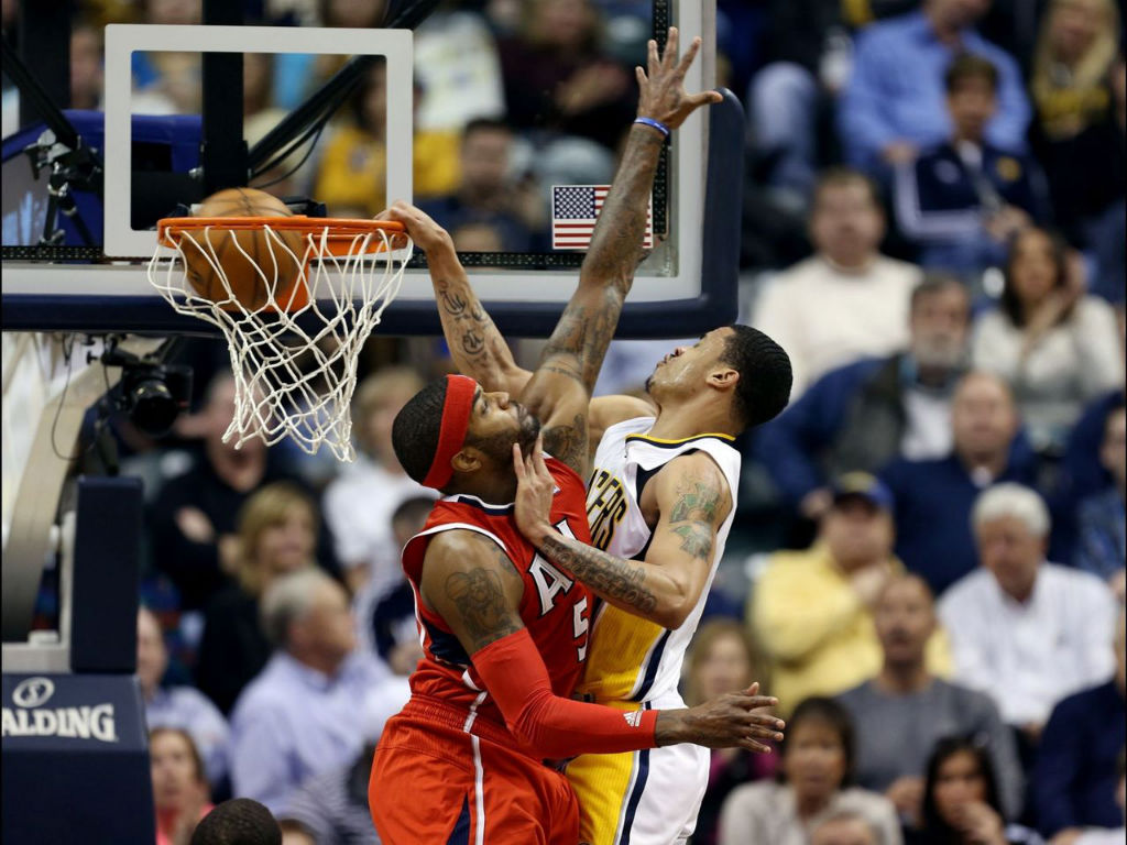 Gerald Green Posterizes Josh Smith In The Reebok Shaq Attaq (1)