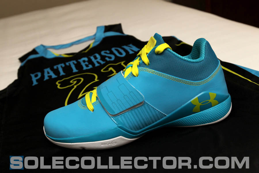 Under Armour Bloodline Patterson High School Brandon Jennings Invitational (1)