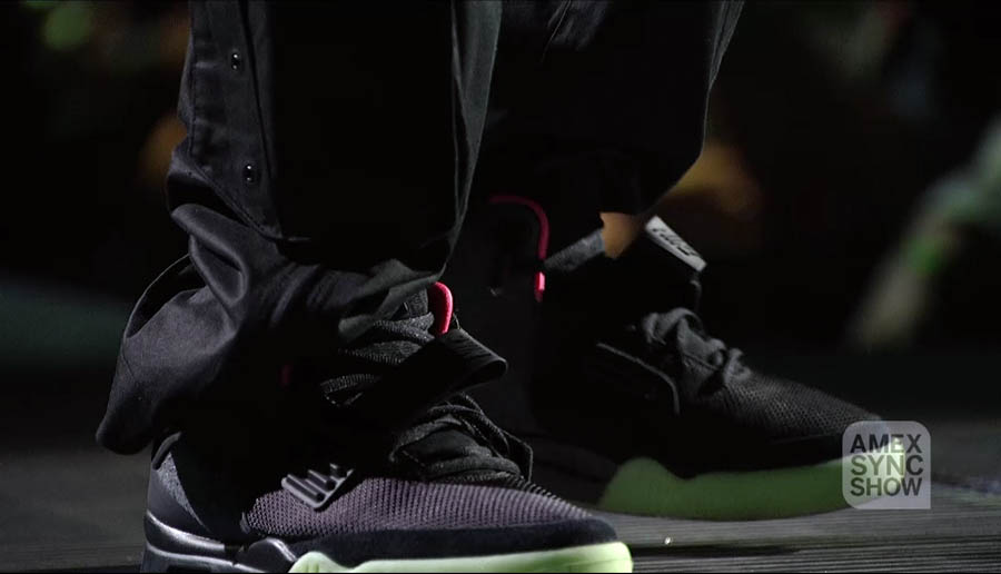 Nike Air Yeezy 2 Shoes Sneakers worn by Jay-Z at SXSW (1)