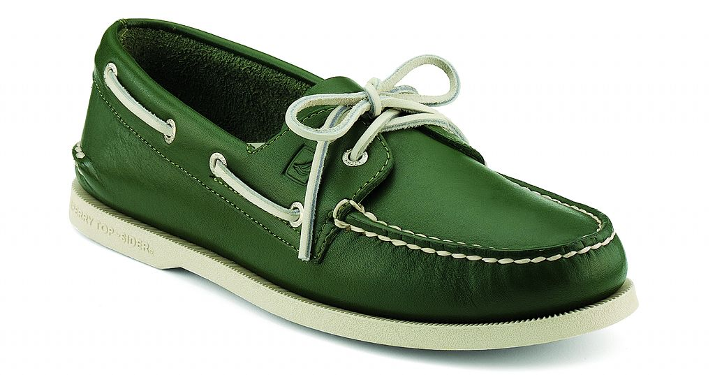 Sperry Top-Sider Color Pack Green