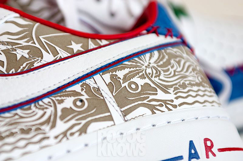 Nike Air Force 1 Low Puerto Rico 2013 Sample (11)