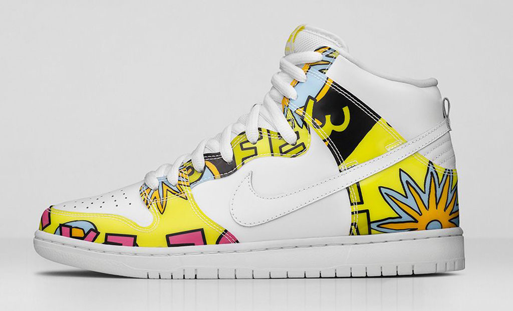 The  De La Soul  Nike SB Dunk High Premium hits nike.com as well as select  Nike SB retailers on Friday 3fa43085c6