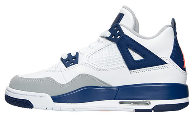Girls Receive Their Own Air Jordan 4s for March | Solecollector