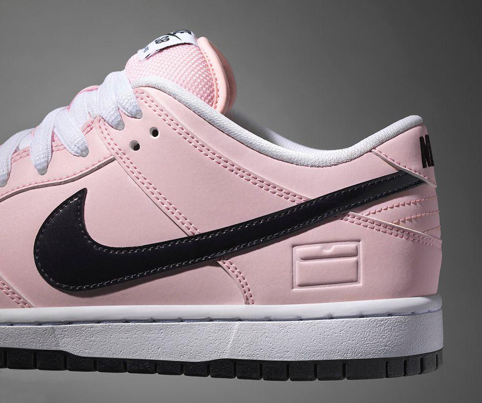 Nike Blazer Faible Boîte De Formateurs Premium