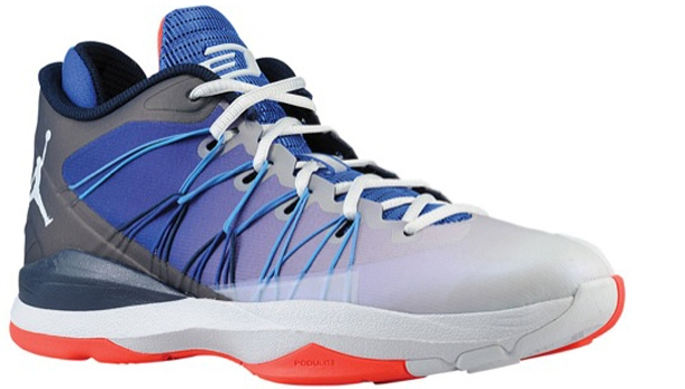 Jordan CP3.VII AE Game Royal/White-Midnight Navy-Infrared