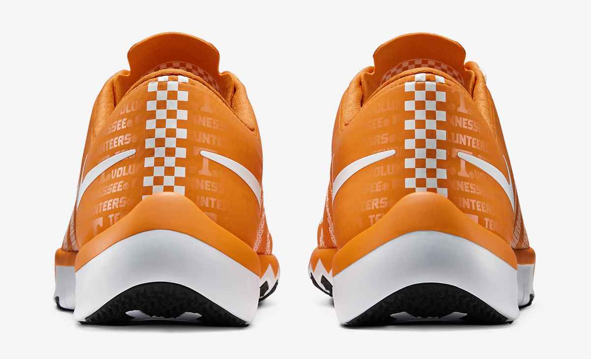 the best attitude da7e5 d50d7 ... Free Trainer 5.0 Shoes Nike Is Releasing a Ton of College-Themed  Sneakers Tomorrow   Sole Collector Men s Nike Gray Tennessee Volunteers ...
