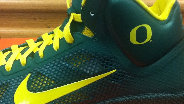 Nike Zoom Hyperfuse - Oregon Team Exclusive