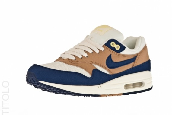 buy popular 0e7f1 dab8c This latest women s release of the Air Max 1 is now available overseas and  is expected to arrive at stateside NSW retailers soon.