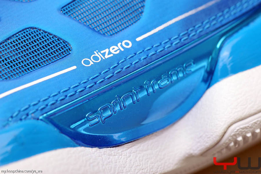 adidas adiZero Crazy Light - Sharp Blue/White G22392