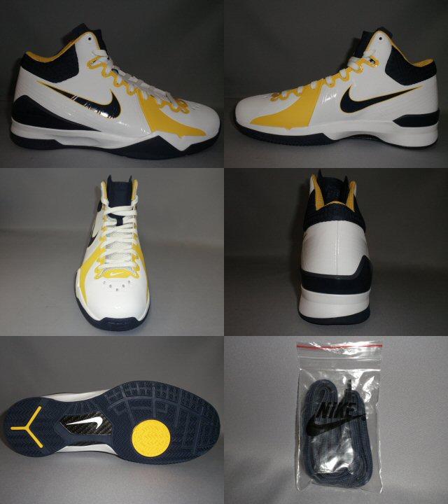 c5001ac32667 Nike Zoom Brave V White Maize Navy 469763-101