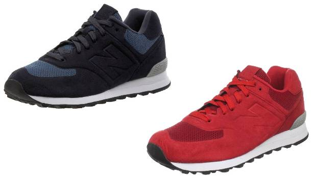 New Balance Introduces Red & Blue Colorways of the Sonic 574 for Independence Day