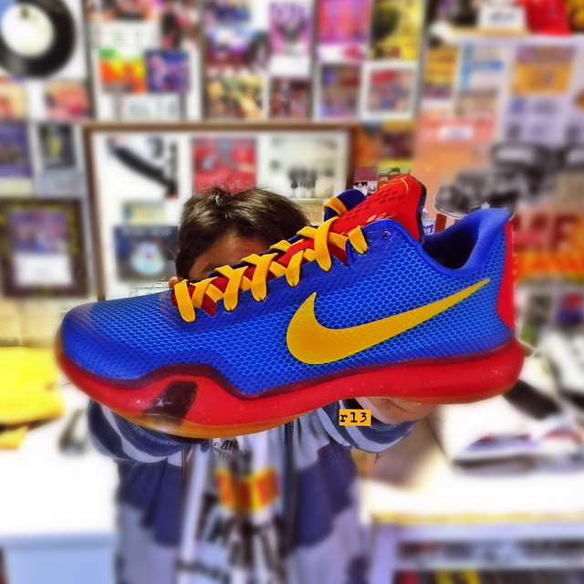 premium selection 4aa48 20858 Nike iD Kobe 10 Philippines