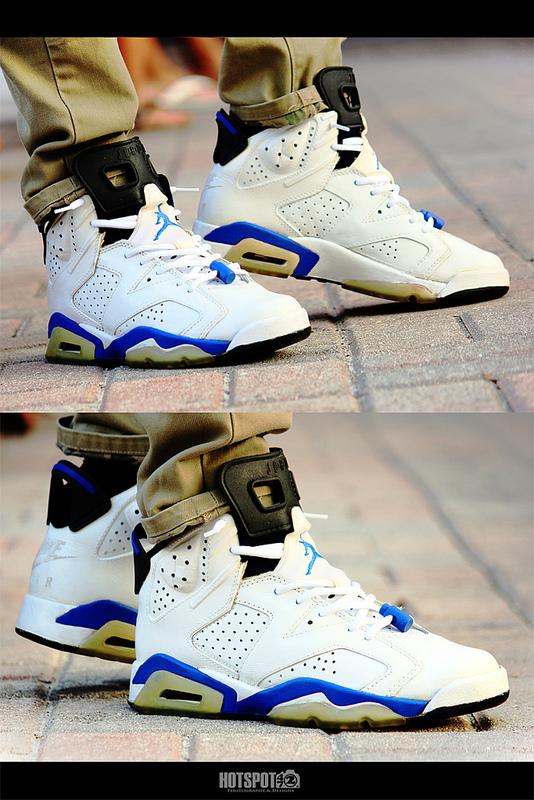 jordan 6 sport blu on feet shop 67f31 7eadb