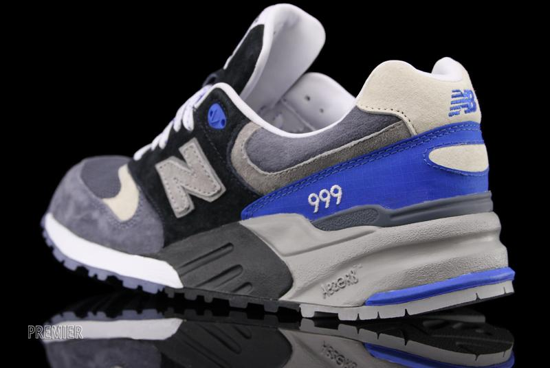 new style 040f4 a3f24 New Balance 999 Elite Edition - Charcoal Grey / Blue - New ...