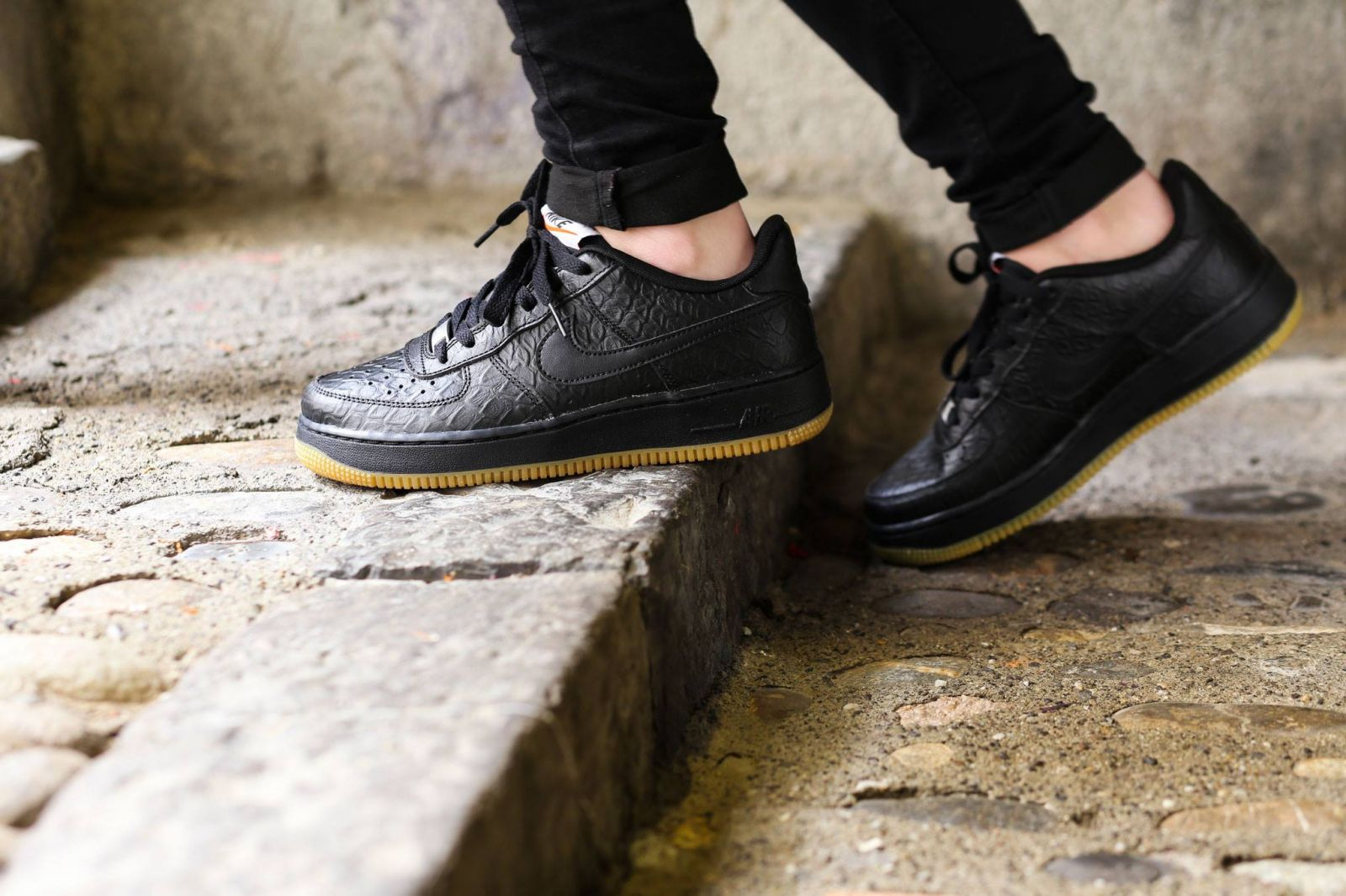 online retailer fa52b 17b8a The black sheep from Nike s new Air Force 1 Low