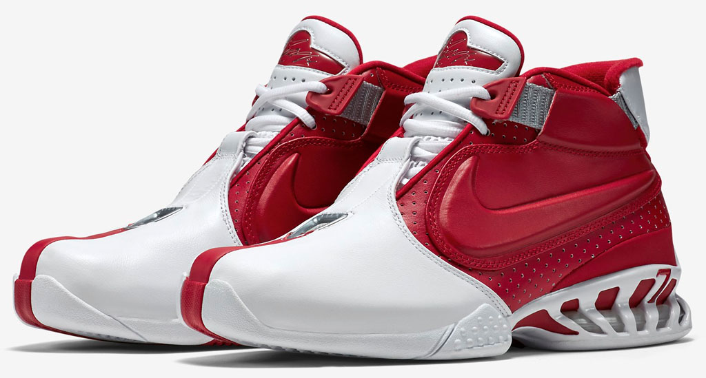 Nike Zoom Vick 2 Falcons White/Red 599446-101 (6)