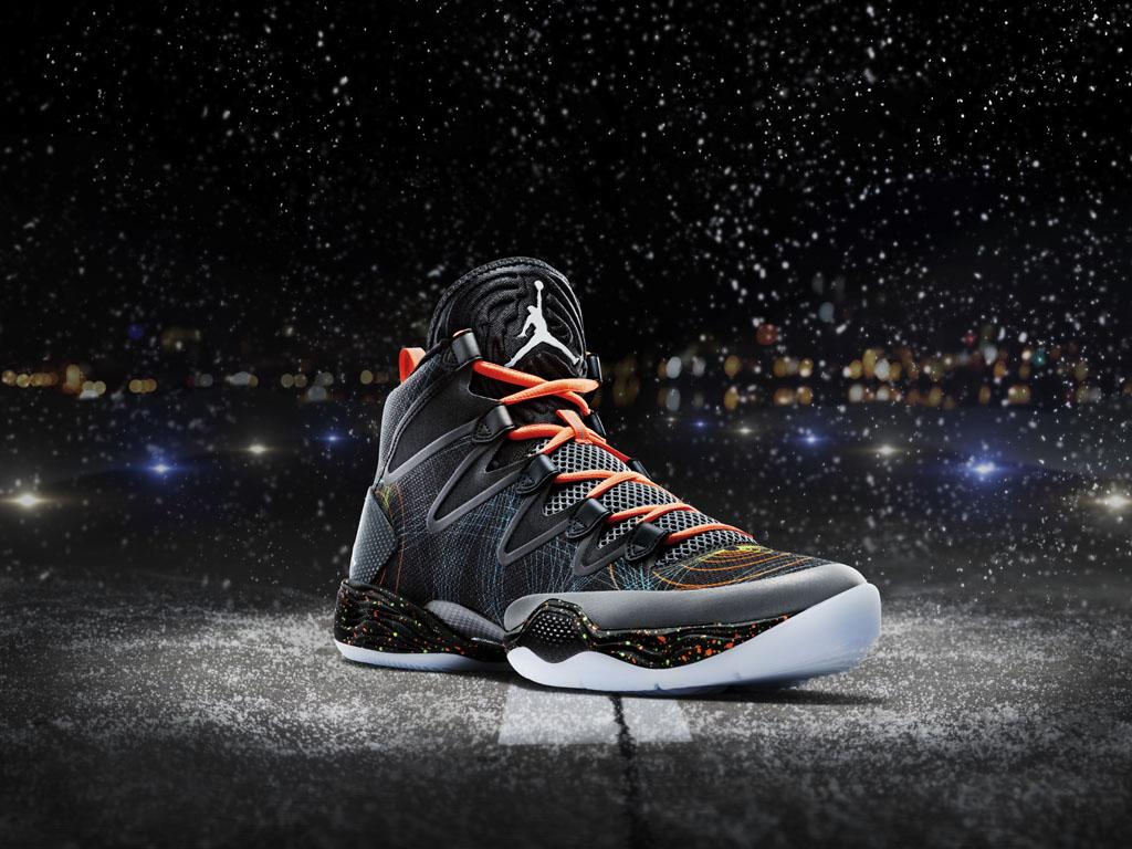 Air Jordan Vol Fond Décran De Collecte