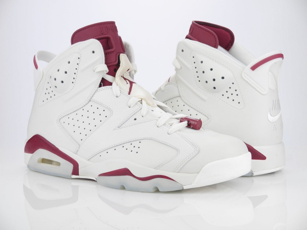 The  Maroon  Air Jordan 6 Release Date Adds to Busy December  93616c05906e