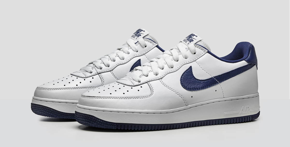 free shipping 17f8a 30787 Nike Remastered the Air Force 1 Low Too