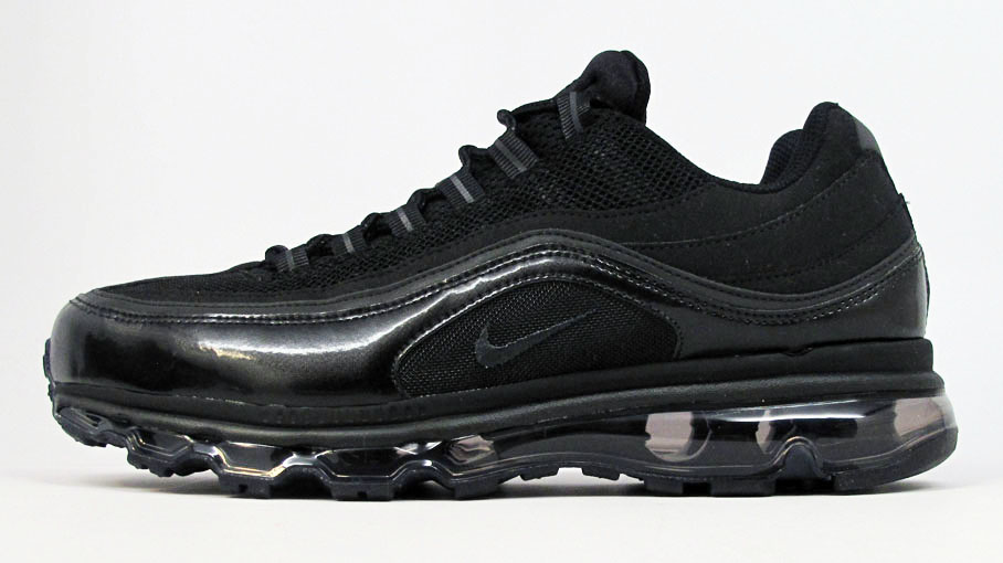 Nike Air Max 24 7 Blackout Shoes