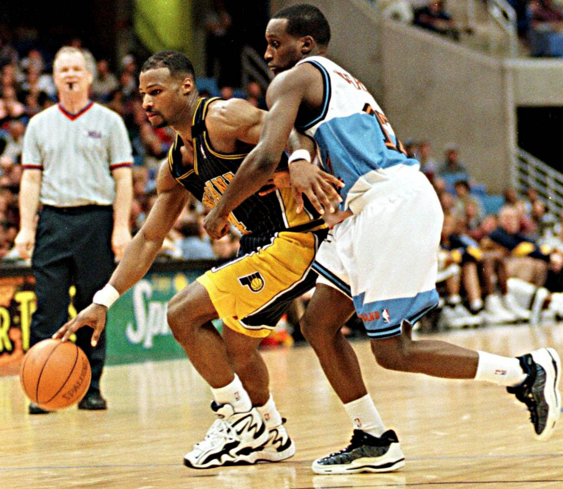 Flashback    Best Shoes Worn With the Original Indiana Pacers ... d072eb51ac