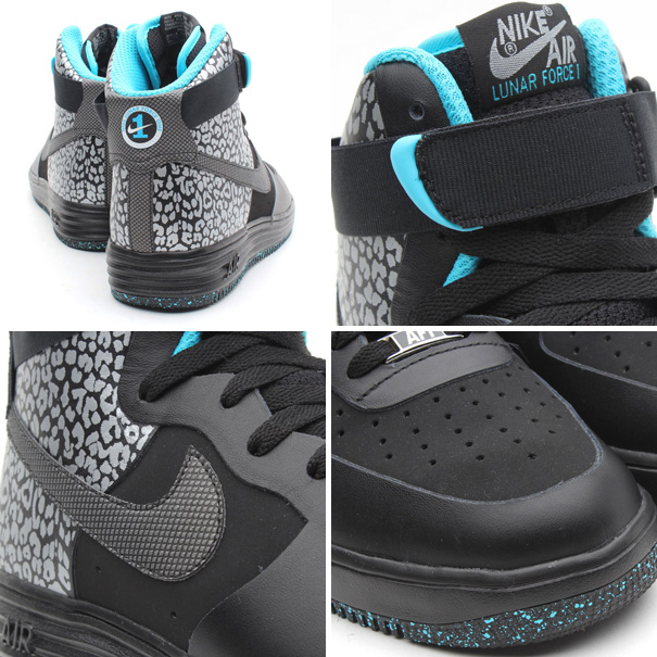 e3e4ecf085e7 Lunar Nike Shoes Black And Blue Sole 2013