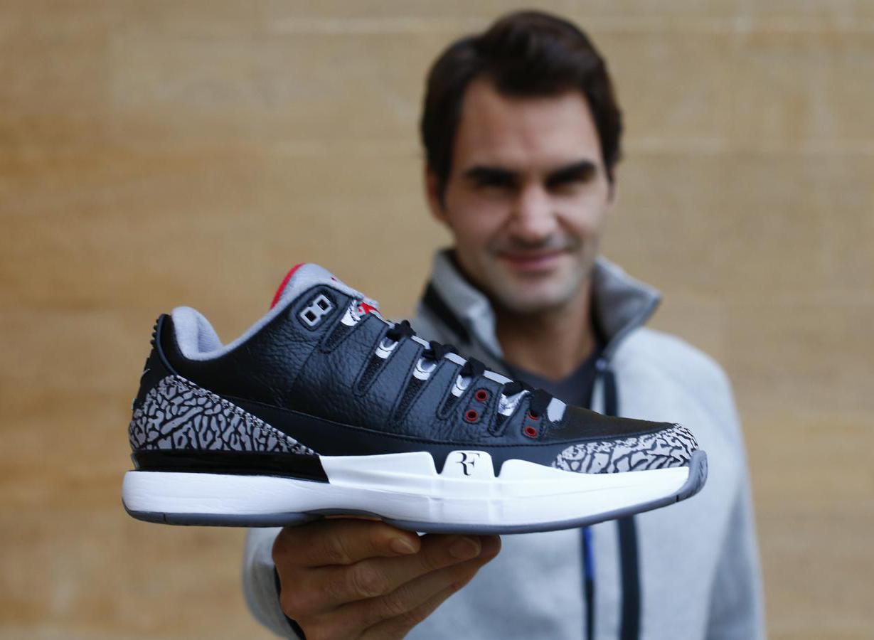 686e941bd5c5 Roger Federer Says the Nike Zoom Vapor AJ3 Was Too Limited