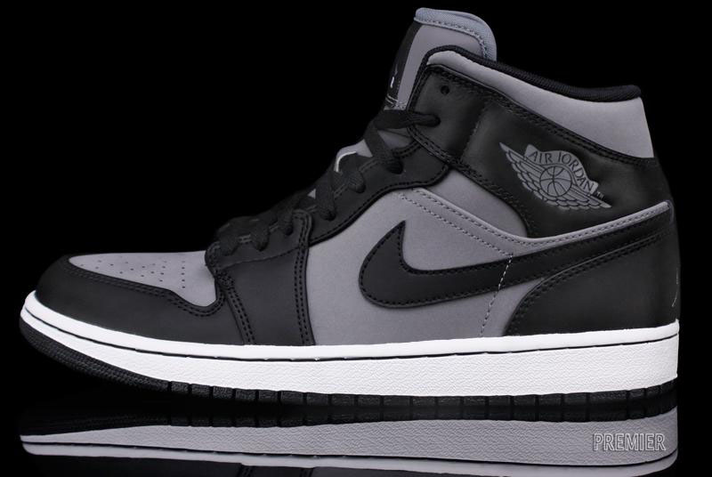 new product eb76b 240a1 Air Jordan 1 Phat - Cool Grey/Black-White | Sole Collector