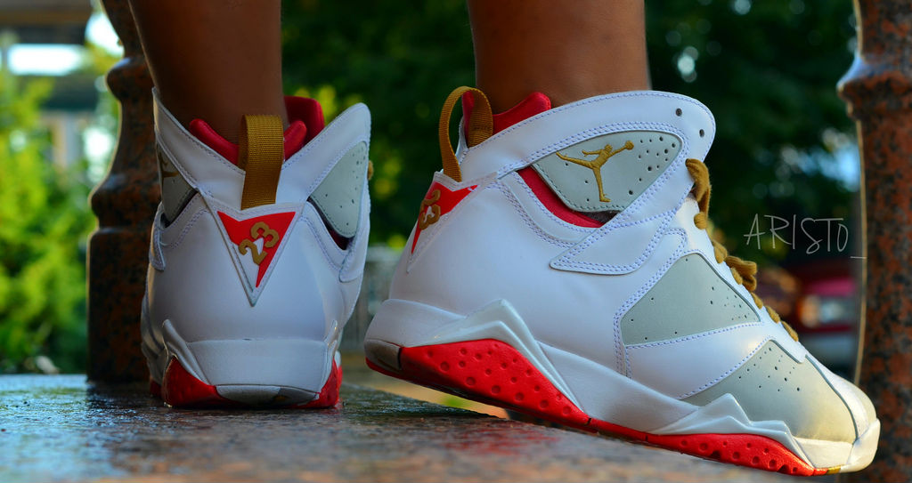 Spotlight // Forum Staff Weekly WDYWT? - 8.31.13 - Air Jordan VII 7 Retro Year of the Rabbit by Drastic