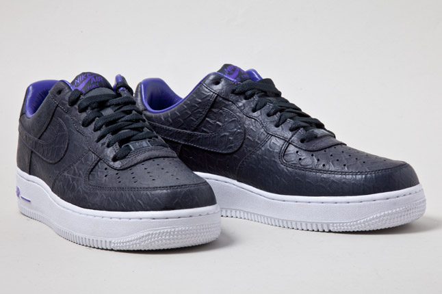 low priced f2638 d4f96 Look for this latest Air Force 1 Premium to release later this month at  select Nike Sportswear retailers nationwide.