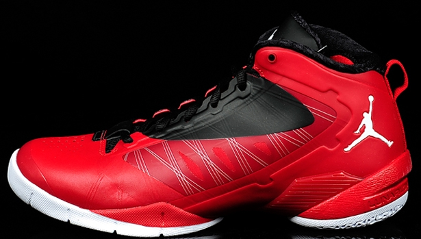 Jordan Fly Wade II EV Gym Red/White-Black